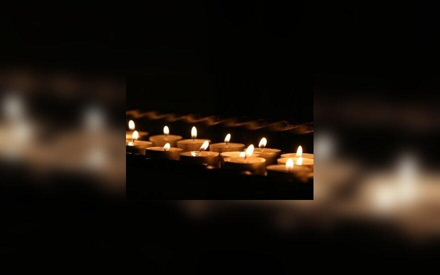 Žvakės, liepsna