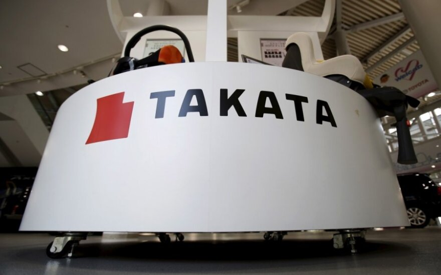 Dėl netinkamų oro pagalvių remonto išlaidos gali pasiekti 21,5 mlrd. eurų