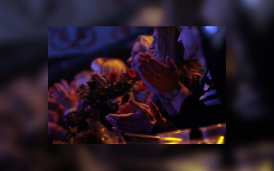 Toronto kino festivalio pagrindinis apdovanojimas atiteko filmui apie karalių mikčių