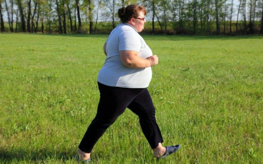 V. Kurpienė. Kaip padėti žmogui, kuris neranda laiko sau, o sveria jau 100 kg?