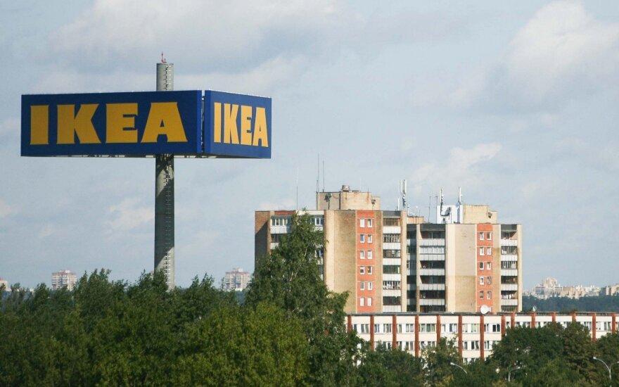 """""""IKEA Group"""" metinis pelnas smuko 26 proc."""