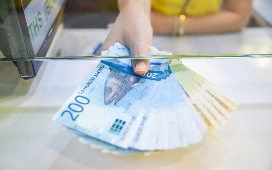 Turtingiausiai Šiaurės ekonomikai gresia pirma recesija nuo 2008-ųjų