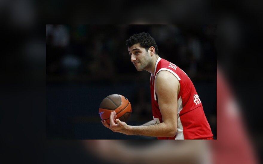 "Ioannis Bourousis (""Olympiakos"")"