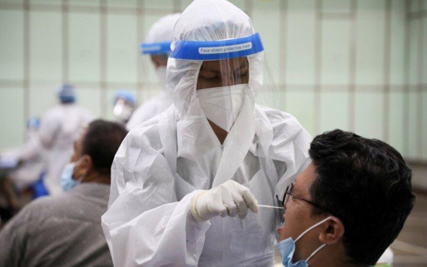 Koronavirusas Malaizijoje