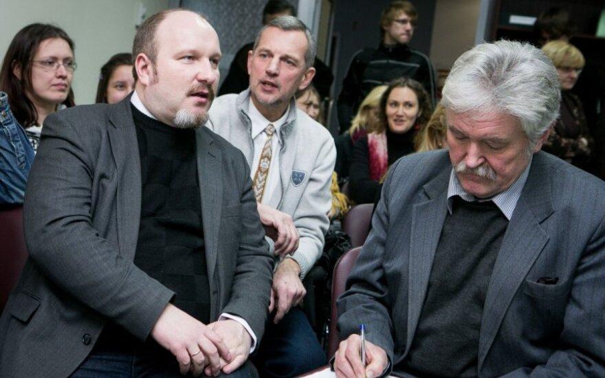 A.Butkevičius: referendumo dėl žemės rengėjai apgaudinėja žmones