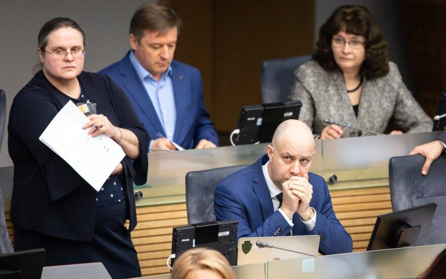 Seimo nariai atvirai sako, kad šitas darbas jiems patinka labiausiai: ką tarp sesijų iš tiesų veikia tautos išrinktieji
