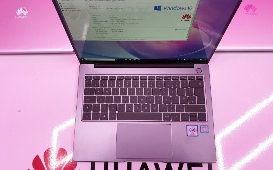 """""""Huawei"""" vadovas: Jungtinėms Valstijoms 5G ryšys - strateginis ginklas"""