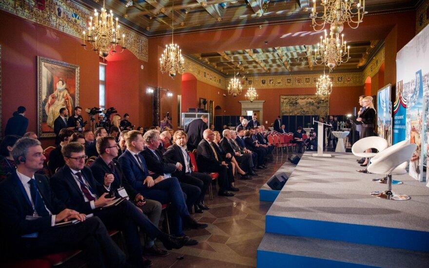 Vilniuje prasidėjo pirmasis Lenkijos – Lietuvos ekonomikos forumas