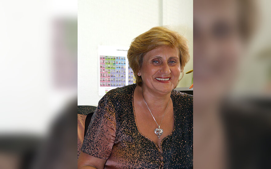 Aldona Staponkienė