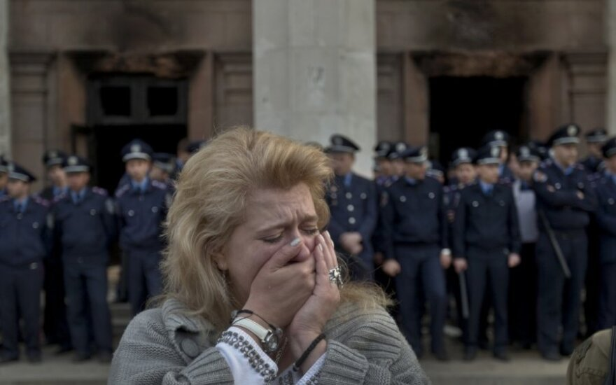 Ukraina: Slovjanske jau trūksta maisto produktų