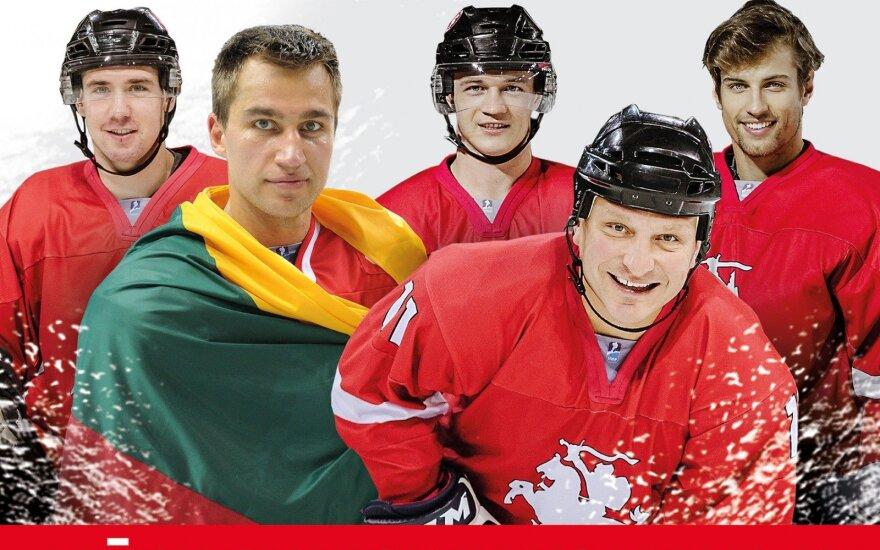Mūsų svajonių komanda – Lietuvos ledo ritulio rinktinė