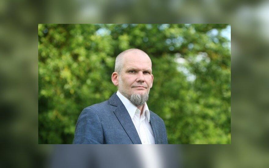 R.Sadauskas-Kvietkevičius. Šventoji atlieka šventą misiją būti paprastų žmonių kurortu