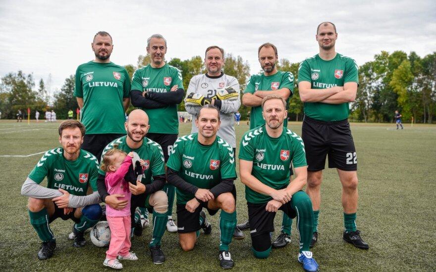 Futbolo komanda Pressas