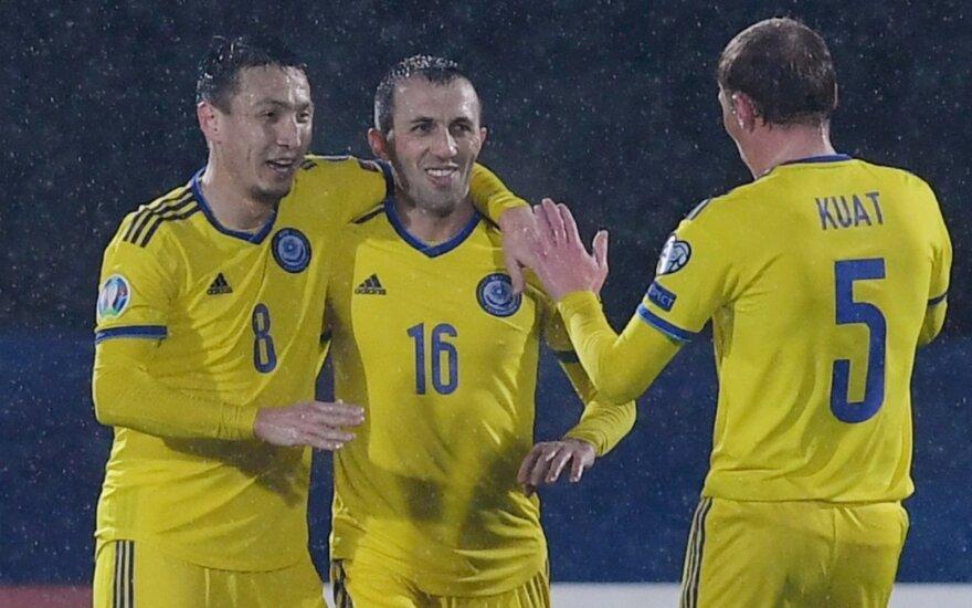 Kazachstano futbolo rinktinė