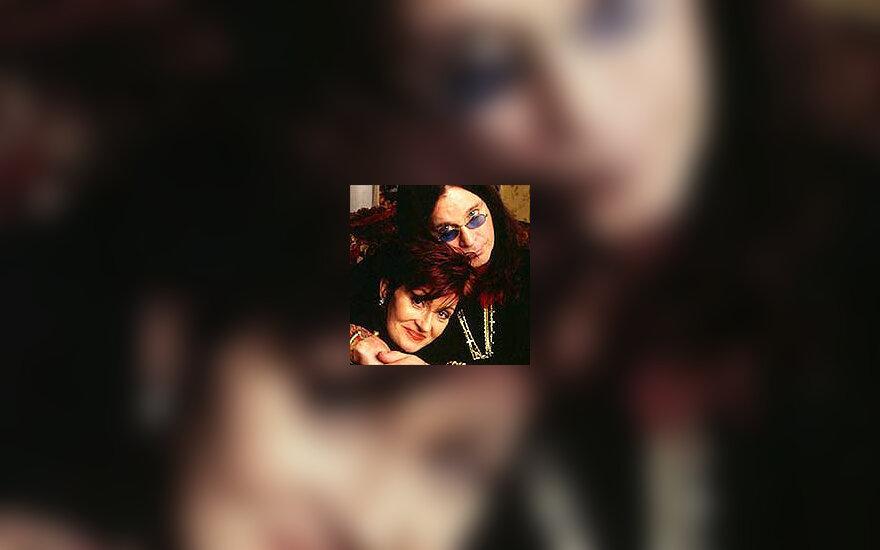 Sharon ir Ozzy Osbourne