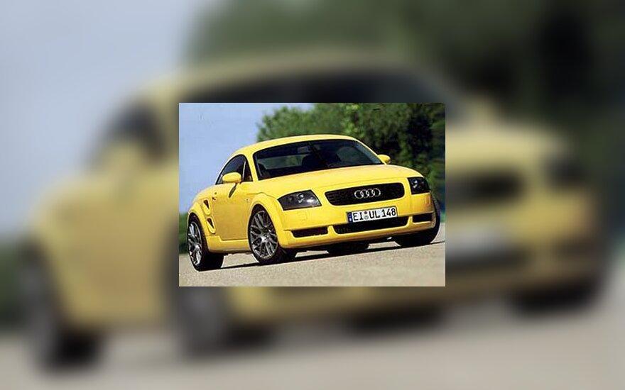 """Audi TT"" automobilis"