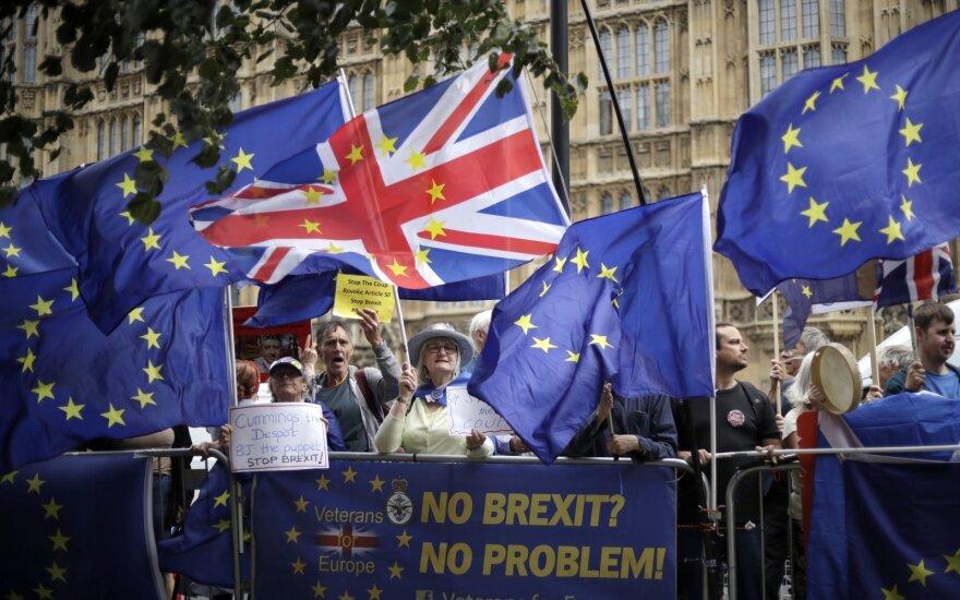"""Brutalus """"Brexit"""" – pralaimėjimas ir Londono Sičiui, ir ES"""