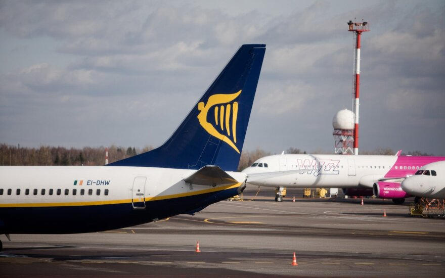 Ryanair launches new route from Vilnius