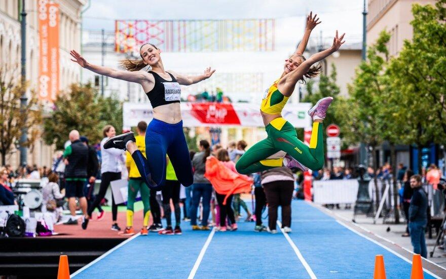 """""""Vilnius Jump 2018"""" renginys / Foto: """"Sportland Magazine"""""""