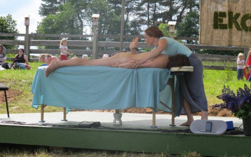 Maorių masažas