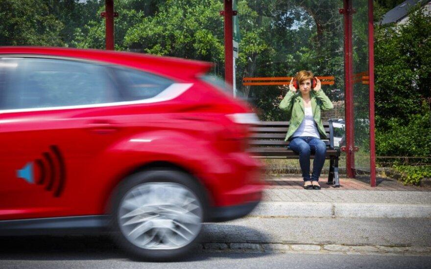 Automobilio poveikis aplinkai