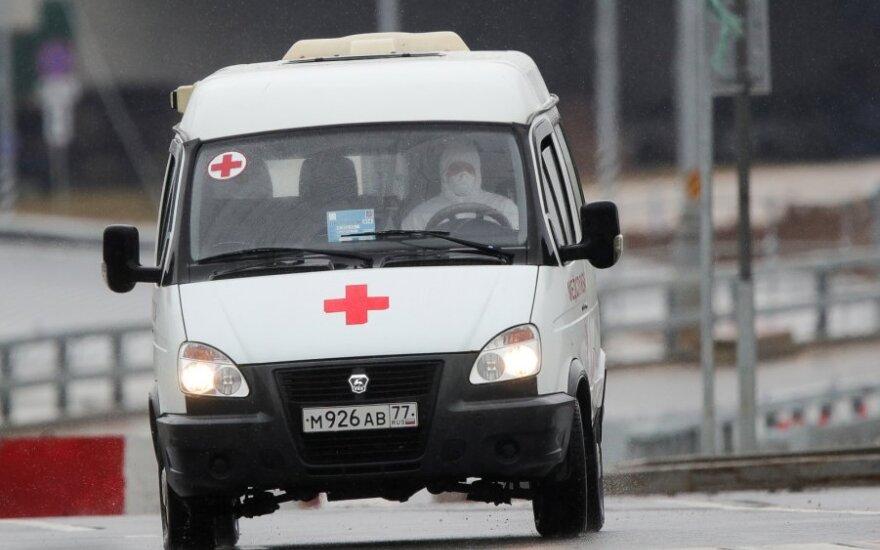 Greitoji pagalba, Rusija