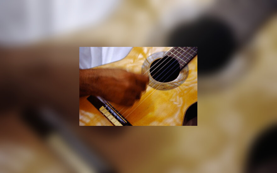 Muzika, gitara