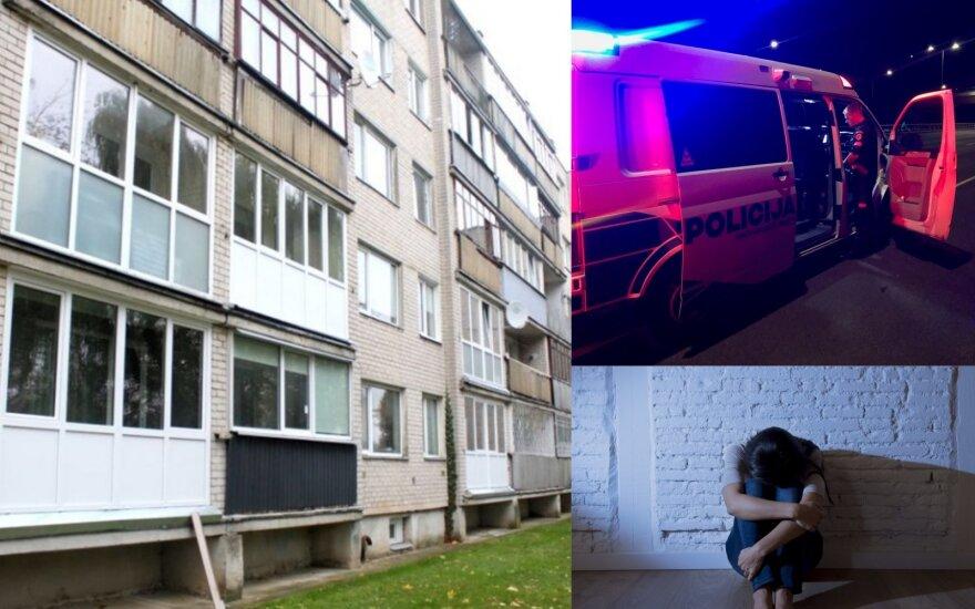 Panevėžyje įkalinta mergina patyrė tikrą pragarą: vyras, įtariama, auką kankino kelias dienas