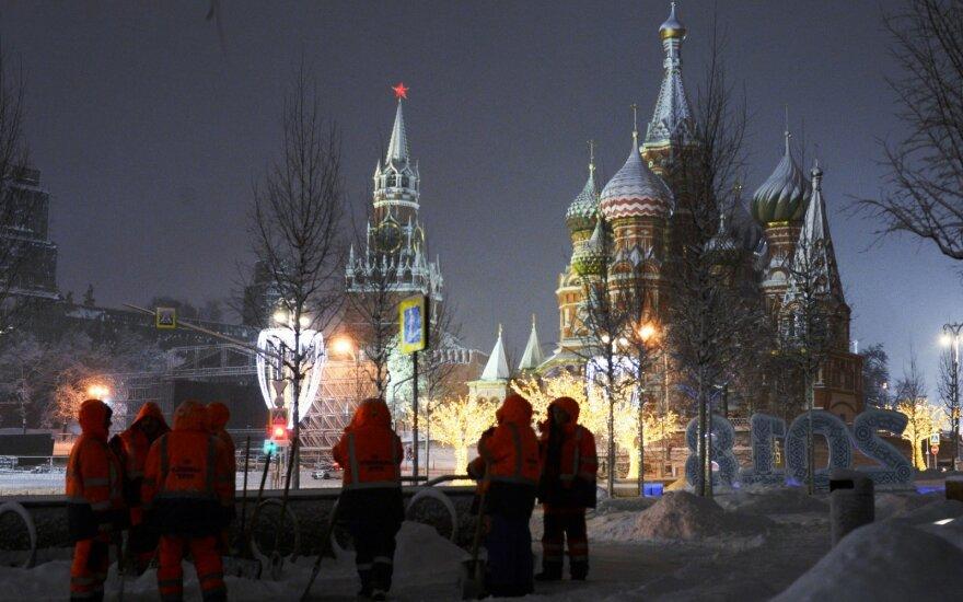 JK perspėja britus saugotis galimų priekabiavimų Rusijoje