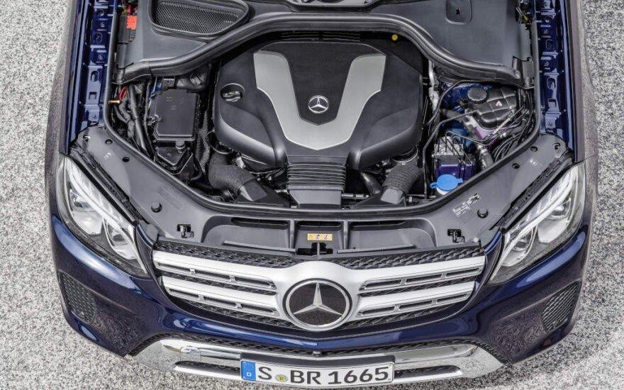 """Mercedes-Benz"". Asociatyvi nuotr."