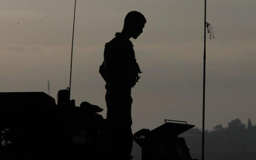 Per protestus Gazos Ruožo pasienyje Izraelio pajėgos nukovė du palestiniečius