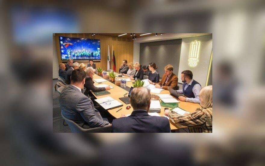 LTOK patvirtino olimpinės jaunimo rinktinės sudėtį: į Argentiną vyks 15 atletų