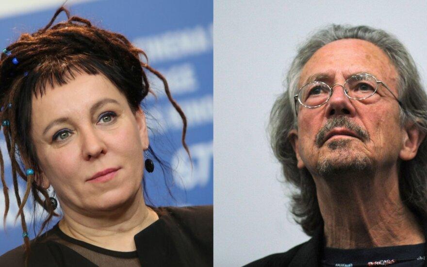Paskelbti Nobelio literatūros premijos laureatai