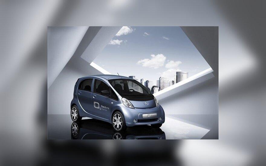 Peugeot iOn koncepcija