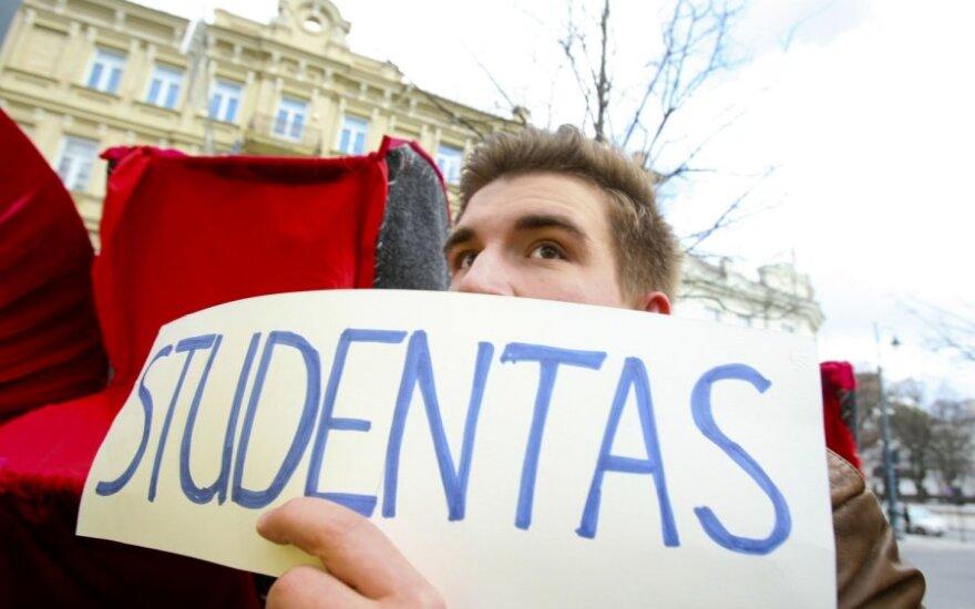 Studentų akcija