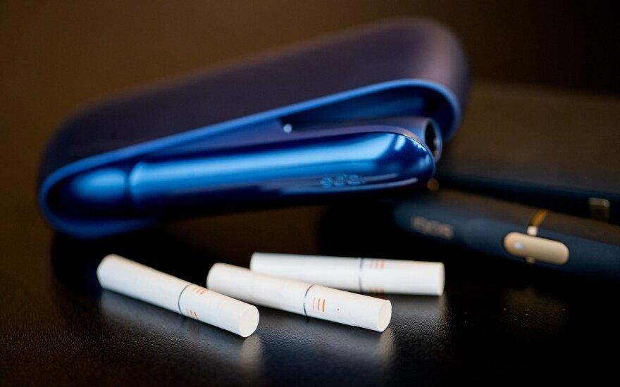 Seimo komitetas – už kaitinamojo tabako akcizo didinimą: pakelis brangtų 33 centais