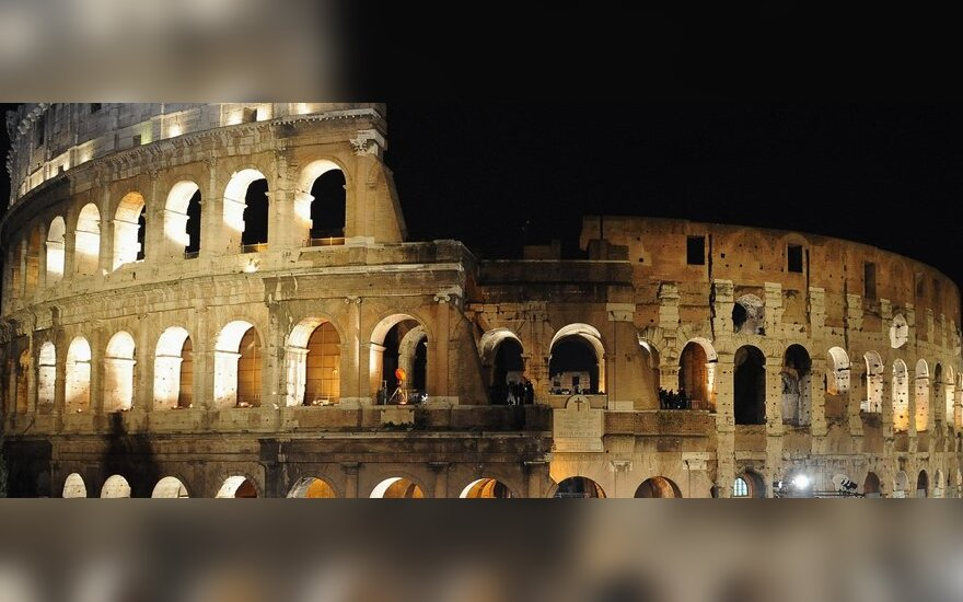 Turistų Romoje laukia nauji viešbučių mokesčiai