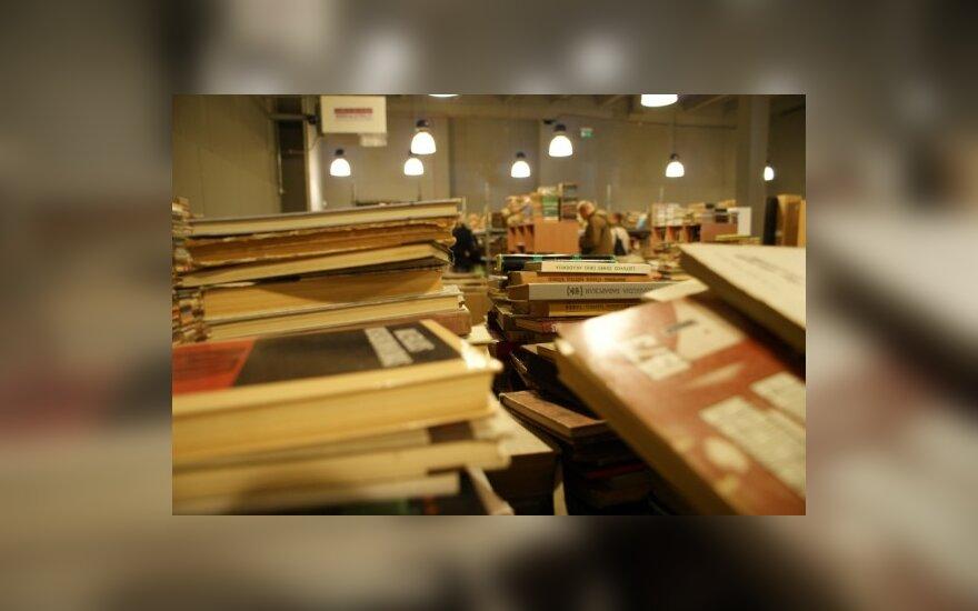 Knygų turgus
