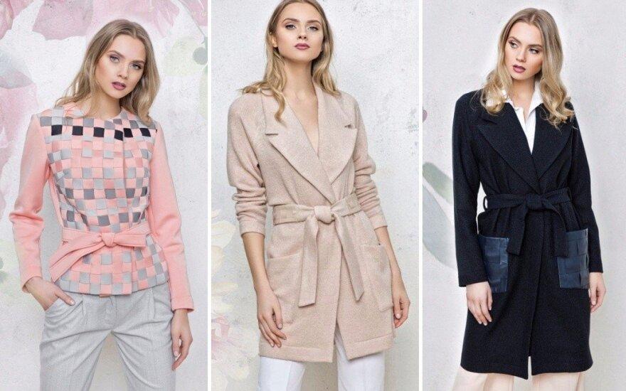 Įkvėpta gėlių, sukurta moterims – nauja dizainerės Agnės Deveikytės kolekcija