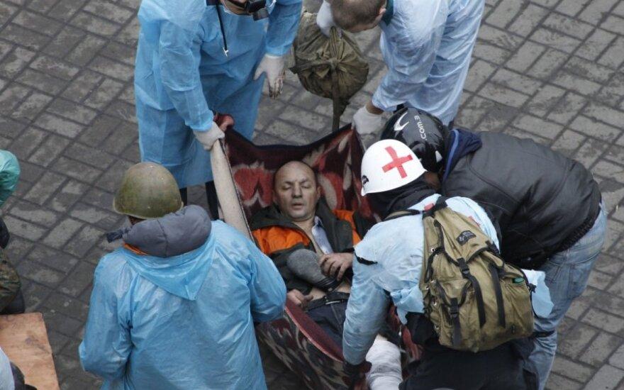 Lietuvė iš Kijevo: žmonės čia nebebijo net mirties