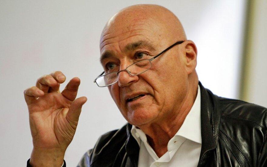 V.Pozneris: Rusija elgiasi neprotingai, nepripažindama Baltijos šalių okupacijos savo klaida