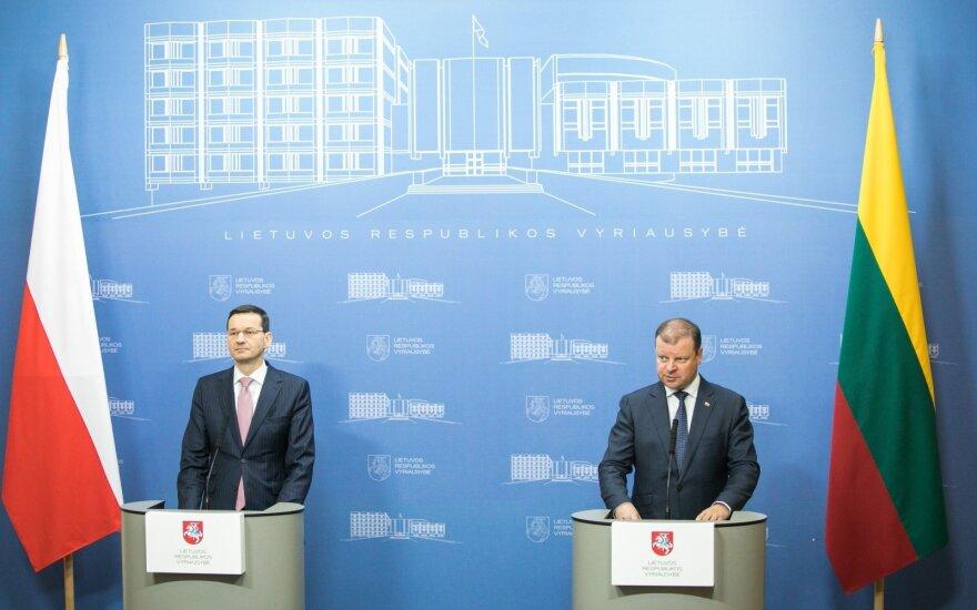 Už 5 metų Varšuvą ir Kauną sujungs greitkelis