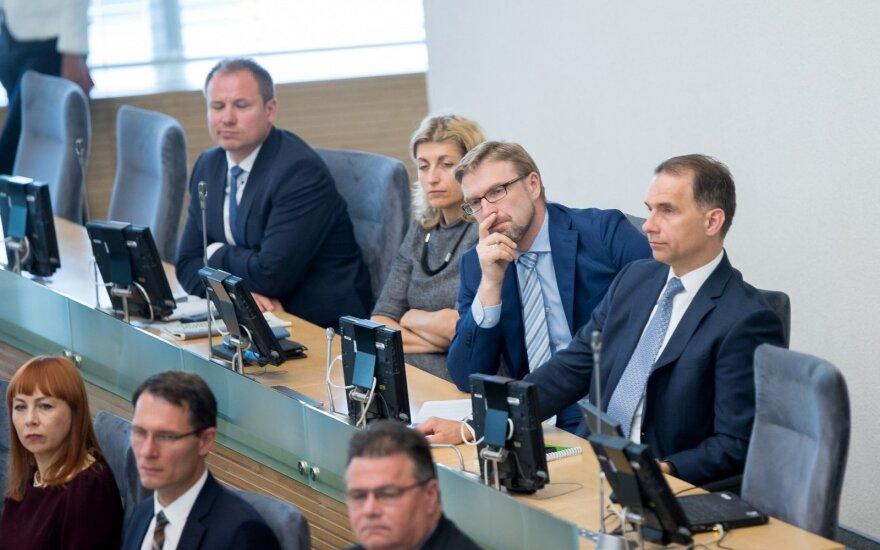 Vyriausybė pritaria, kad įmonėms būtų leista veikti tarpusavio skolinimo platformose