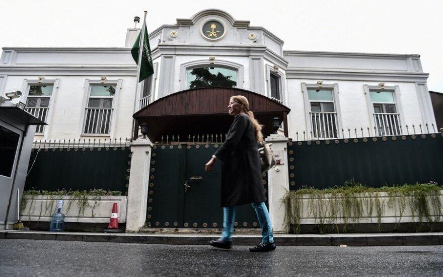 Saudo Arabijos konsulatas Stambule