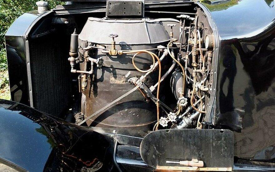 Garo variklis yra vienas iš išorinio degimo variklių pavyzdžių
