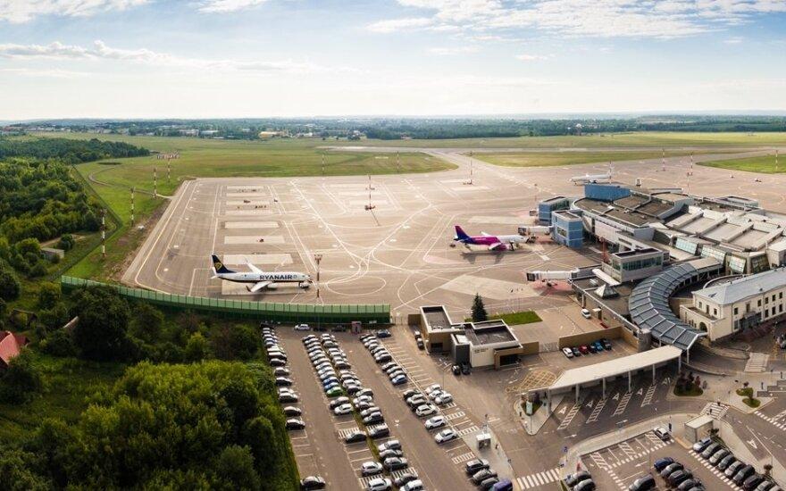 Vilniaus oro uosto rekonstrukcija (nuotr. K. Rėksnio)