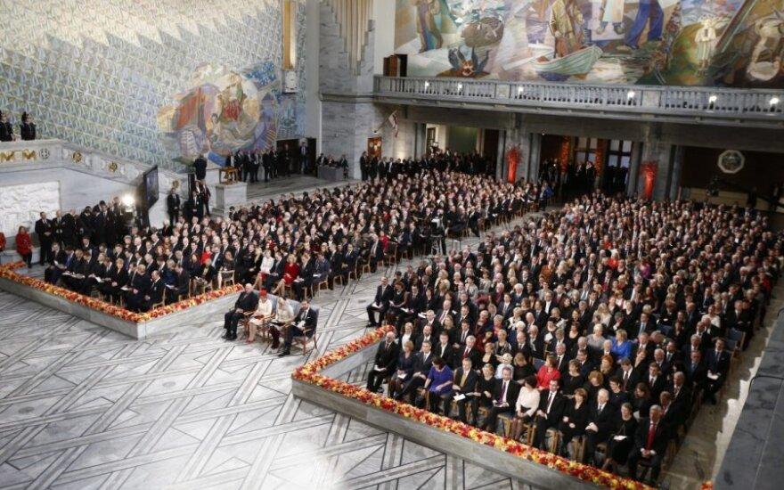 Nobelio taikos premija, arba kas bendra tarp išminuotojų ir karo nusikaltėlių?
