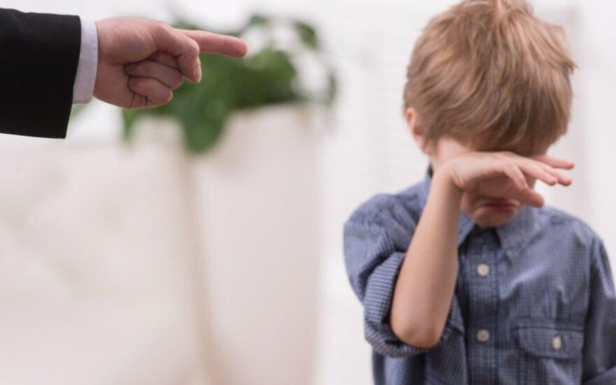 Didžiausios klaidos, kurias daro tėvai, auklėdami vaikus