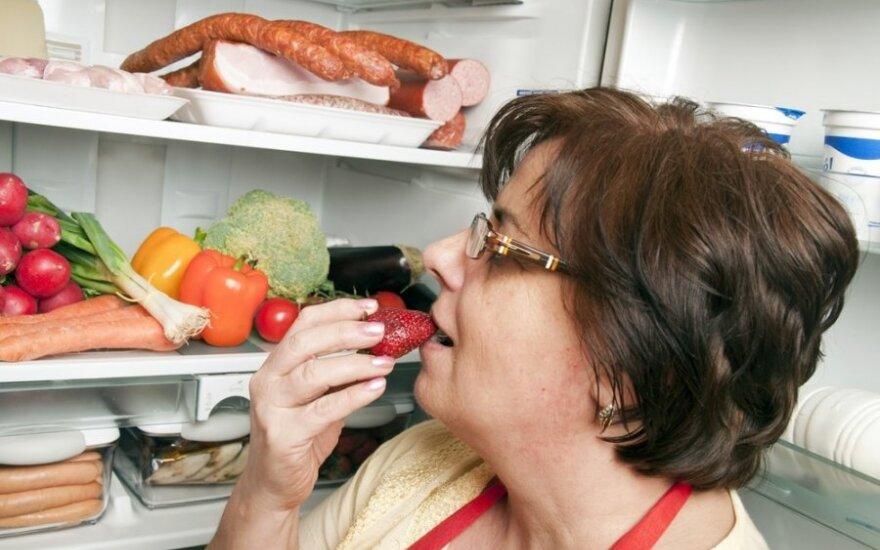 Lieknėjame be dietų: 8 pagrindinės taisyklės