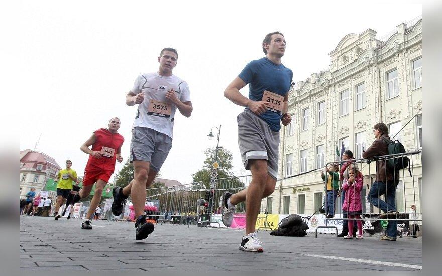 Vilniaus maratono metu keisis viešojo transporto eismas